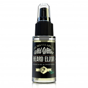 NEW Cool Mint Wild Willie's 30ml Beard Elixir -This Amazing Beard Oil is Made Of 10 Natural Organic Nutrient Rich Essential Oils That Condition and Treat Each and Every Hair. Made in the USA in small batches.