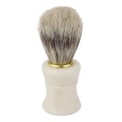 Plastic Handle Hair Shave Brush Bristle Shaving Tool
