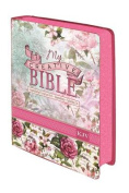 KJV My Creative Bible Pink Lux-Leather