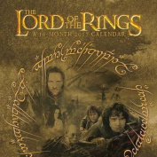 The Lord of the Rings Wall Calendar