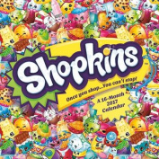Shopkins Wall Calendar