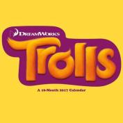 Trolls Wall Calendar