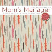 Cal 2017 Moms Manager Mojave 17-Month