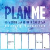 Cal 2017 Plan Me 17-Month