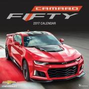 Cal 2017 Camaro