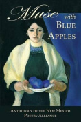 Muse with Blue Apples