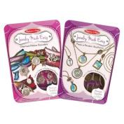 Melissa & Doug Jewellery Made Easy Bundle - Bracelets & Necklaces