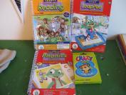 Children's Educational Leap Frog Bundle