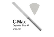 GRS® Tools 022-629 C-Max Carbide Onglette Graver Size # 4