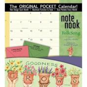 Cal 2017 Folk Song Note Nook