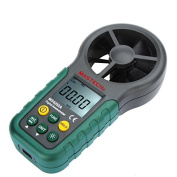 Mastech MS6252A Portable Digital Anemometer Handheld LCD Electronic Wind Speed Air Volume Measuring Metre Backlight