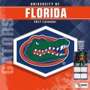 Cal 2017 Florida Gators 2017 12x12 Team Wall Calendar