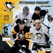 Cal 2017 Pittsburgh Penguins 2017 12x12 Team Wall Calendar
