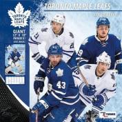 Cal 2017 Toronto Maple Leafs 2017 12x12 Team Wall Calendar