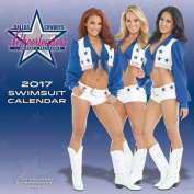 Cal 2017 Dallas Cowboys Cheerleaders 2017 15x15 Wall Calendar