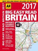 AA Big Easy Read Britain: 2017