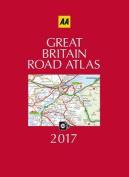 AA Great Britain Road Atlas