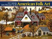 Cal 2017 American Folk Art
