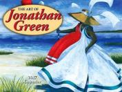 Cal 2017 Art of Jonathan Green