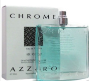 Azzaro Chrome By Loris Azzaro 100ml Cologne for Men New Spray Tester No Cap