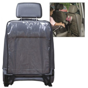 GBSELL Car Auto Seat Back Protector Cover For Children Kick Mat Mud Clean BK