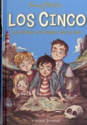 Los Cinco y El Tesoro de La Isla [Spanish]