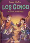 Los Cinco Se Escapan [Spanish]