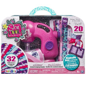 Sew Cool Deluxe Glitter Sewing Machine