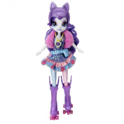MY LITTLE PONY Equestrian Girls Rarity Sporty Style Roller Skater Doll