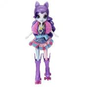 MY LITTLE PONY Equestrian Girls Rarity Sporty Style Roller Skater Doll