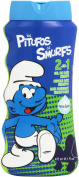 The Smurfs 2-in-1 Shower Gel and Shampoo 475 ml