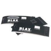 BLAX Clear Snag-Free Hair Elastics - 12ct - 2mm by BLAX