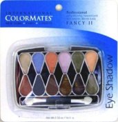 CMATES 12PAN EYESHADOW NEUTRL by COLORMATES