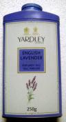 Yardley London English LavenderPerfumed Talc Talcum Powder - 250 g. 260ml, Deodorising Talc