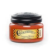 Candleberry Medium 10 0z Jar Scented Candle - Tennessee Whiskey