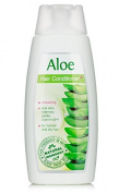 Hair conditioner for normal and dry hair with Aloe Vera
