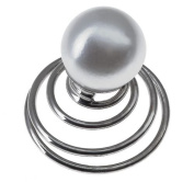 Solida Hair Spirals Pearls Pack of 6 Small