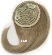 #14 Synthetic Hair Clip In/On Side Hair Fringe/Bangs