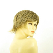 Short Wig Woman Smooth Brown Gold Ref capucine 6t24b
