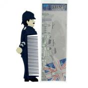 Yarto Novelty Boy's Policeman Comb 14cm - SC1258