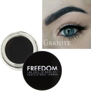 Freedom Makeup Eyebrow Definition Brow Pomade Granite