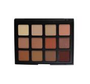 Morphe Brushes - 12NB - Natural Beauty Palette