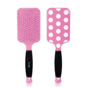 bifull - Pneumatic Brush Flat Pink Point