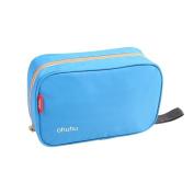 Ohuhu Waterproof Travel Toiletry Bag / Wash Bag , 23cm X 14cm X 6.9cm , Blue