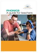 Phonics: A Guide for Teachers