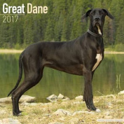 Great Dane Calendar 2017