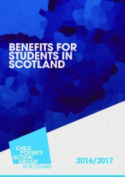 Benefits for Students in Scotland Handbook 2016/17