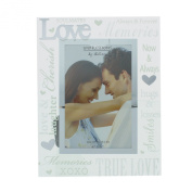 Love Memories photo frame gift 6 x 4 Boxed New