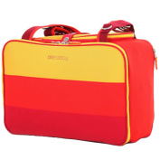 NovoGifts Baby Nappy Nappy Changing Bags in 5 Colours Red