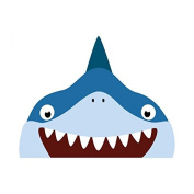 Toilet Sticker - Shark